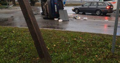 Kodėl buvo bandytas nuslėpti girto vairuotojo padarytas eismo įvykis?