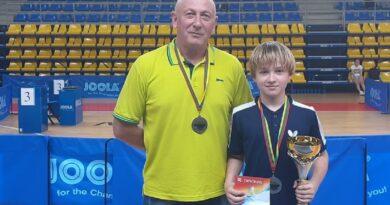 Širvintiškis Augustas Griška – antrą kartą tapo šalies čempionu!
