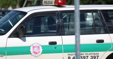 Policija praneša, kokius reidus rengs birželį