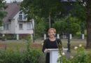 Gimnazijos direktorės Audronės Buzienės sveikinimo kalba abiturientams