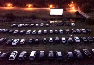 Laimėk bilietus į Drive-in kino ir siaubo hologramų šou